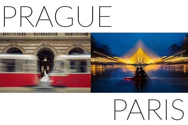 巴黎+布拉格