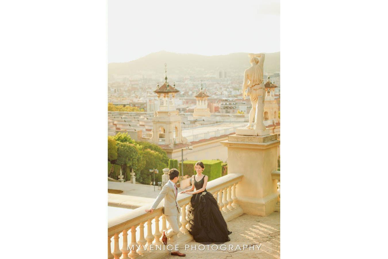 欧洲旅拍,欧洲婚纱照,西班牙旅拍,巴塞罗那婚纱