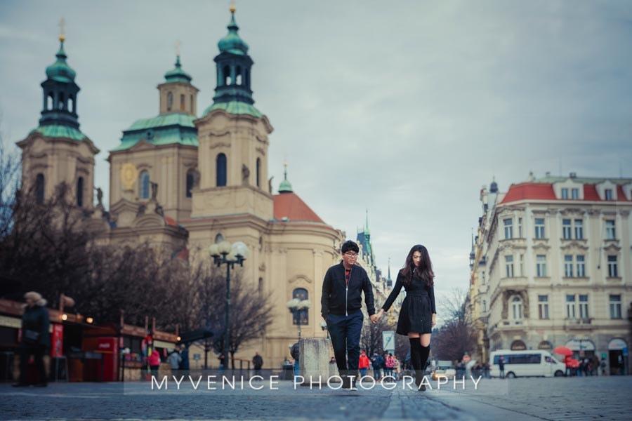 布拉格旅拍, 捷克旅拍, 欧洲旅拍, 布拉格婚纱照, 欧洲婚纱照, Pre-Wedding photo Prague
