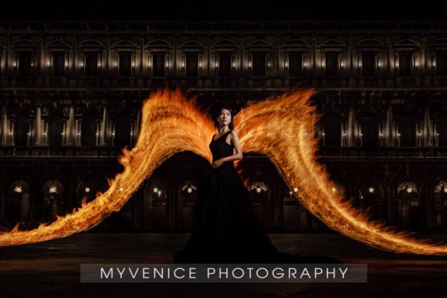 【摄影教学】步步解析-火和烟的用法
