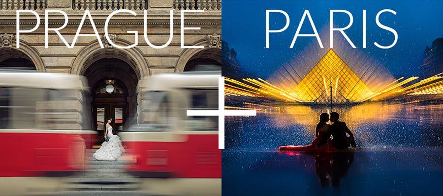 布拉格+巴黎