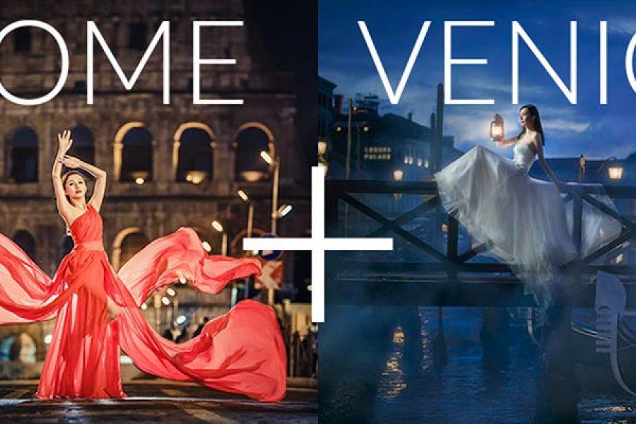 罗马+威尼斯