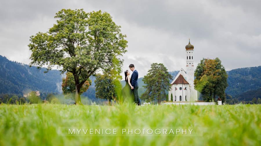 古堡旅拍, 意大利婚纱照, 欧洲婚纱照, 古堡婚纱照, 德国旅拍, 法国旅拍, Pre-Wedding in Castel