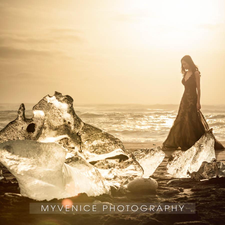 北欧婚纱照, 欧洲婚纱照, 海外婚纱摄影, 冰岛婚纱照
